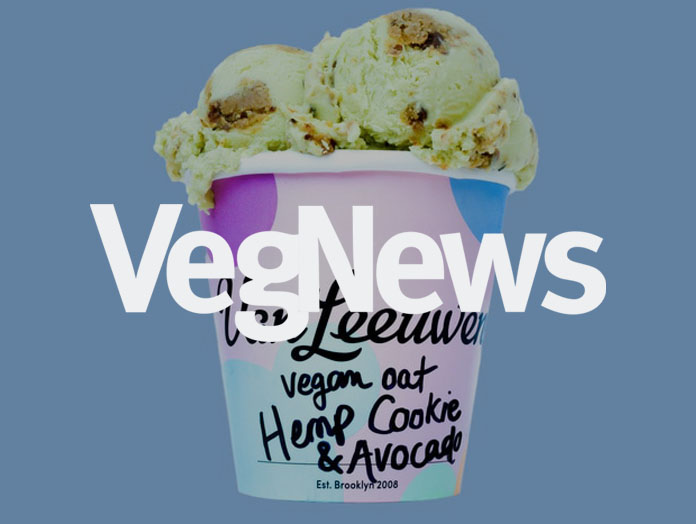 Van Leeuwen debuts Vegan Hemp Cookie & Avocado Ice Cream at The Point