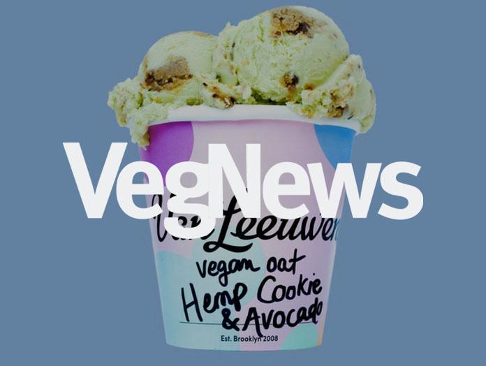 Van Leeuwen debuts Vegan Hemp Cookie & Avocado Ice Cream at The Point