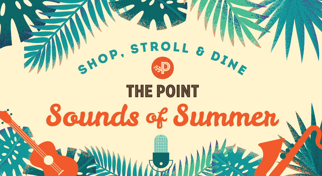 Shop Dine and Stroll in El Segundo at the free Sounds Of Summer concert series at The Point