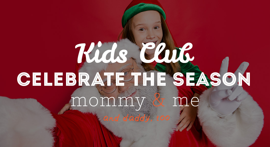 Kids club holiday celebration at The Point in El Segundo