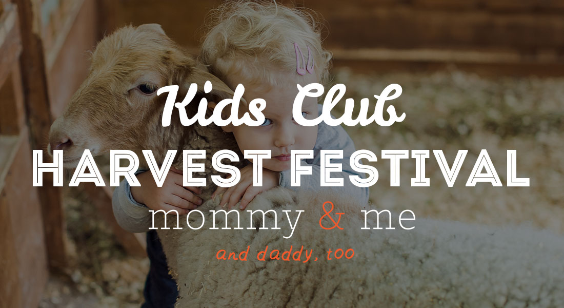 Kids Club Harvest Festival at The Point
